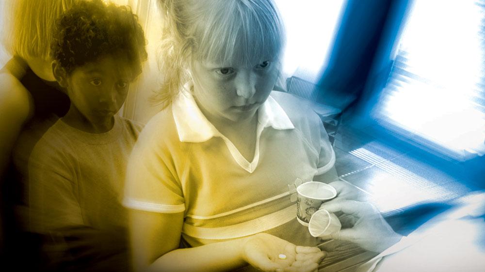Psicofarmaci ai bambini. Informazione a Palazzolo
