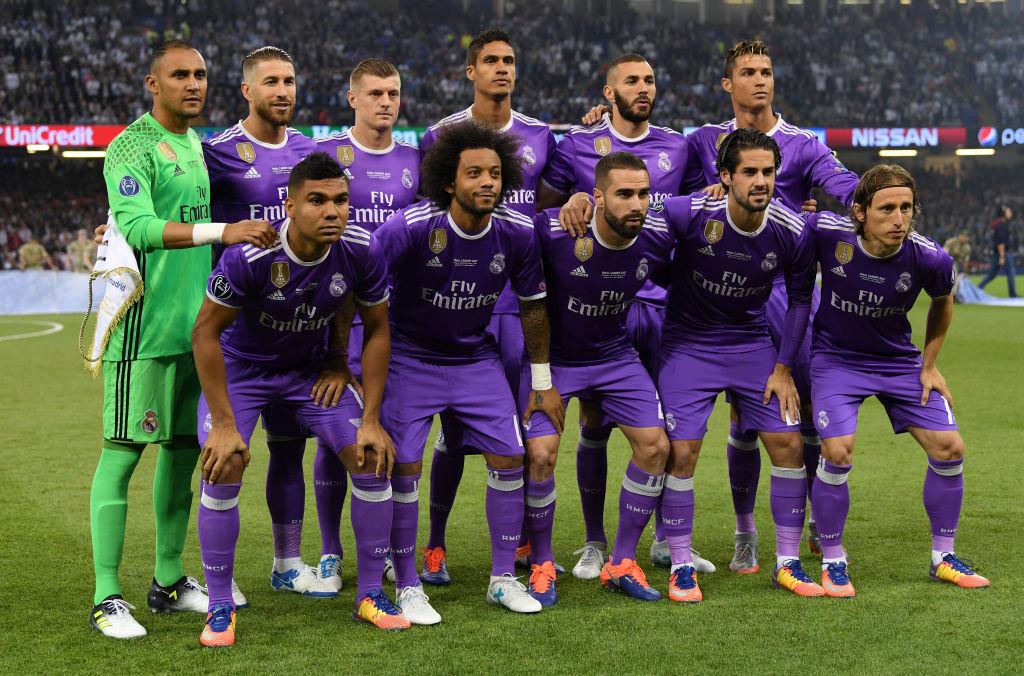 Real Madrid la squadra perfetta