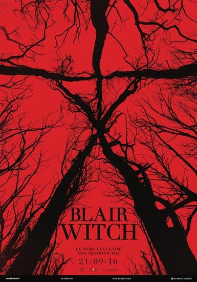 Siete pronti a ri-incontrare la strega dei boschi di Blair?
