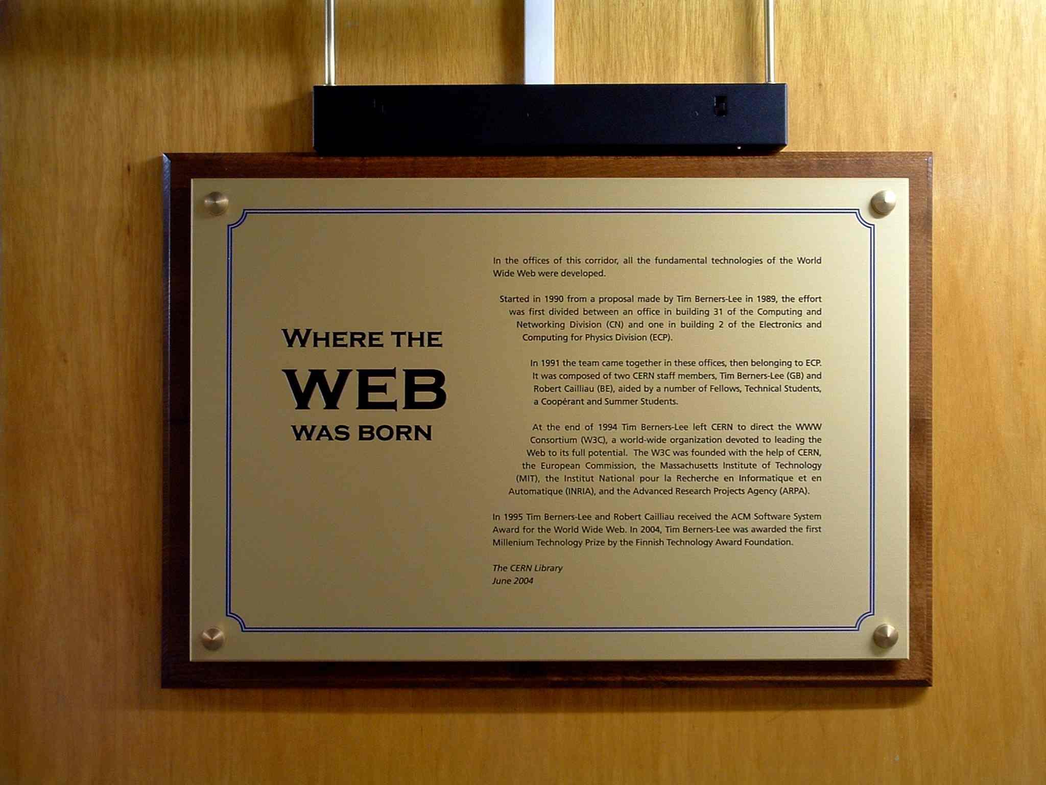 WWW: una sigla che ha cambiato il mondo. In meglio?