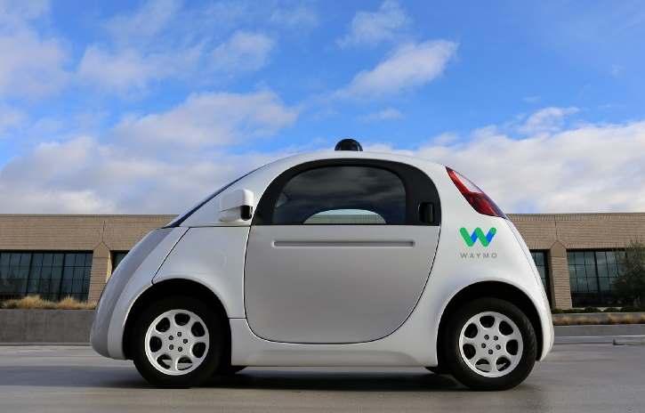 Nasce Waymo, la nuova azienda di Google dedicata alla tecnologia di guida autonoma