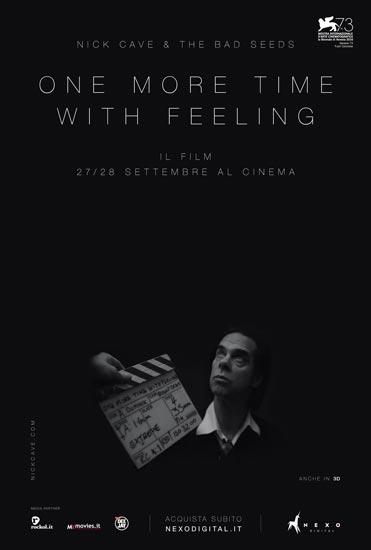Arriva al cinema l'emozionante film One More Time With Feeling