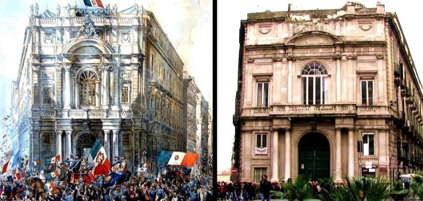 La vera storia di quando Garibaldi arrivo a Napoli