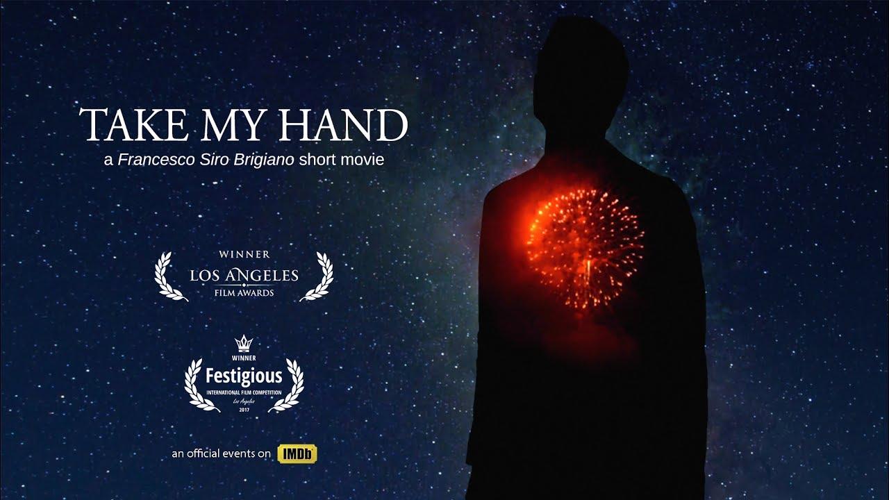 Take my hand: il corto di Francesco Siro, co-prodotto da Piano9 Produzioni, vince a Los Angeles