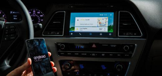 Queste sono le macchine che supportano Android Auto