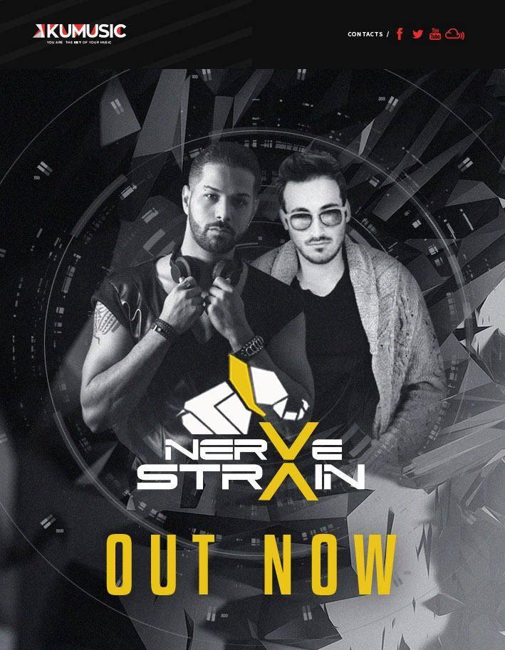 NerveStrain, due nuovi singoli e tante date tra Ibiza, Gallipoli e la Sardegna