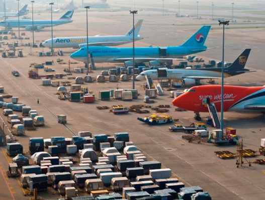 Hong Kong Airport registers 12.9 percent cargo growth in May this year | Air Cargo