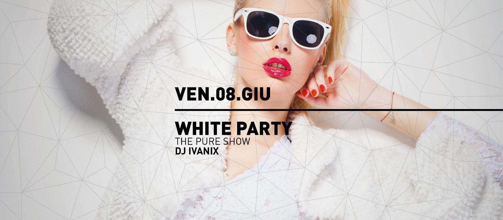 8/6 White Party @ Life Club - Rovetta (BG) con IvaniX, voice Matteo Palumbo / Live Happy Hour con Ligabue Tribute