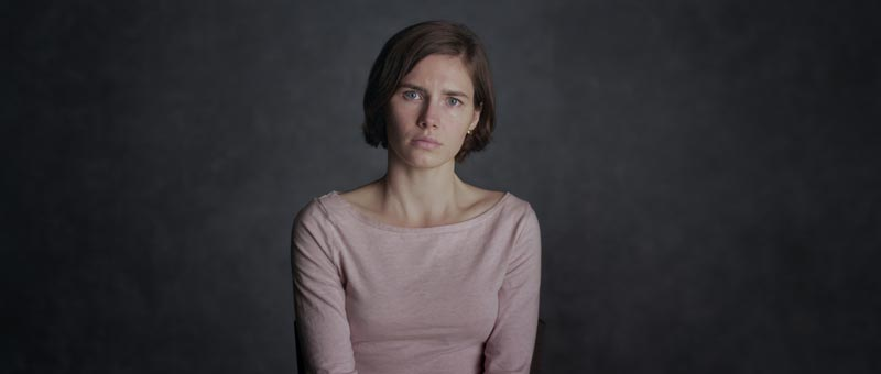 Il documentario AMANDA KNOX arriva in anteprima al TIFF 2016