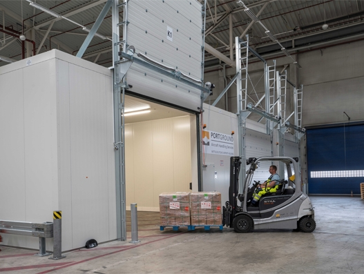 Leipzig/Halle Airport opens new refrigerated warehouse for temp-sensitive goods | Air Cargo