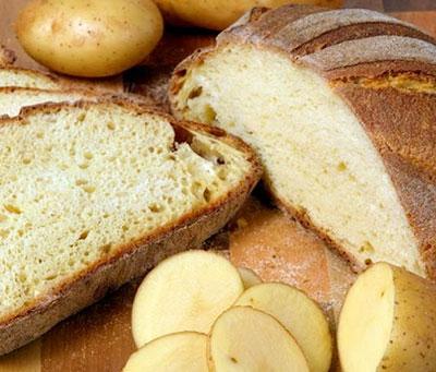 Una storia antica: il pane di patate della Garfagnana e... del forno a legna