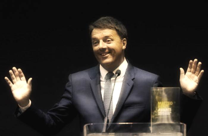 Matteo Renzi risponde alla domande di... VanityFair!