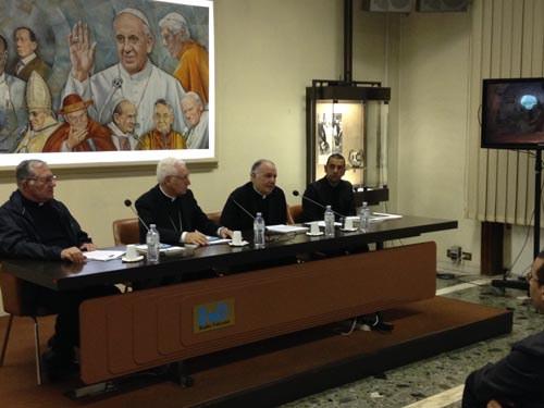 "Monsignor Gianni Carrù: ""Strepitus Silentii… le notti delle catacombe"""