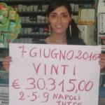 La fortuna dei principianti: neofita del Lotto vince 30 mila euro