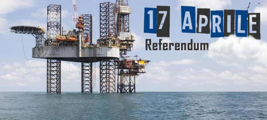 Referendum del 17 aprile. A mezzogiorno ha votato l'8% degli italiani