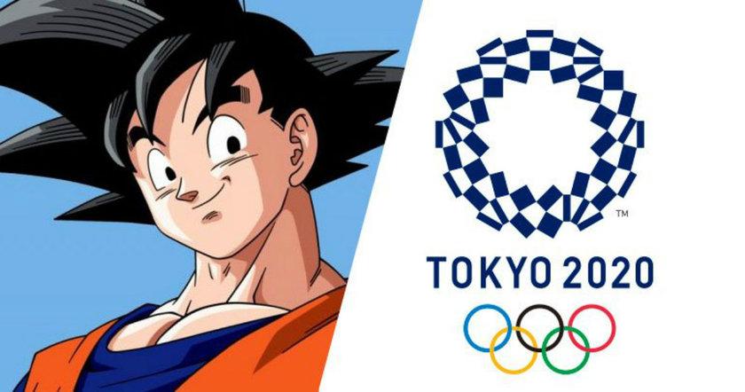 Olimpiadi Tokyo 2020: Goku sarà la mascotte dei giochi