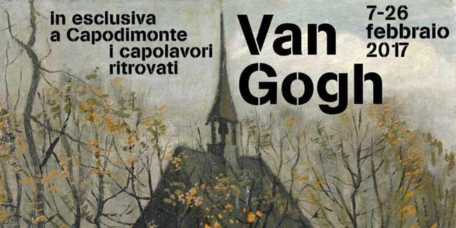 ARTE - Van Gogh in mostra a Capodimonte