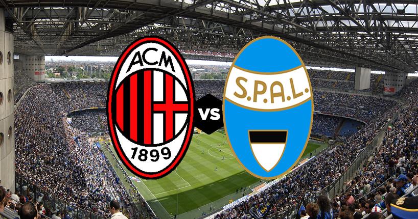 Live Milan-Spal minuto per minuto: la cronaca del match in tempo reale
