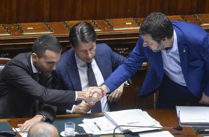 Oggi Salvini e Di Maio provano a fare pace
