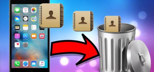 Come eliminare più contatti su iPhone