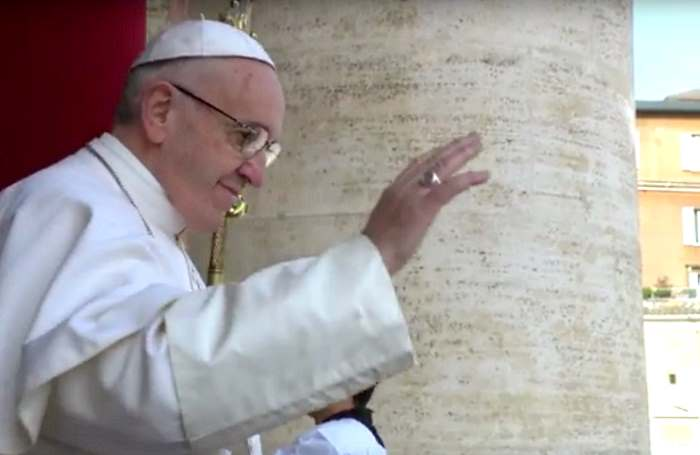 Natale 2016. Il Messaggio del Papa