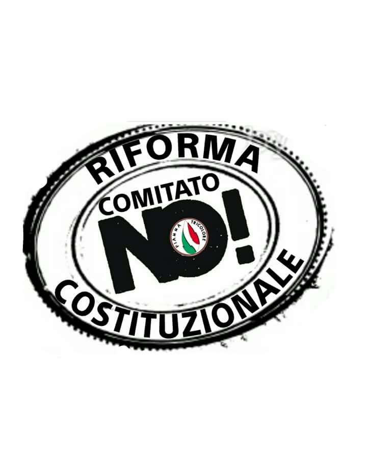 Il netto NO al nuovo Senato del Comitato Nazionale