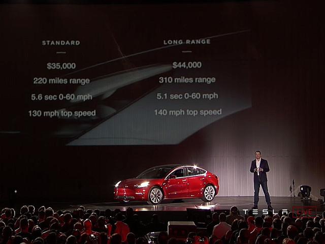 Tesla Model 3 ora sulle strade americane: primi 30 esemplari consegnati!
