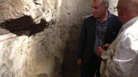 Giovanni Carrù, l'importanza dell'archeologia del sottosuolo di Ardea
