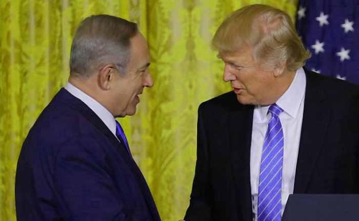 Trump non impegna più gli USA nella soluzione a due Stati per risolvere il conflitto tra israeliani e palestinesi