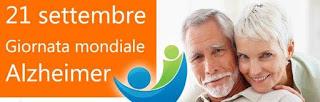XIIIª Giornata mondiale dell'Alzheimer.