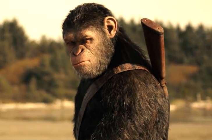 The War, il pianeta delle Scimmie dal 13 luglio al cinema