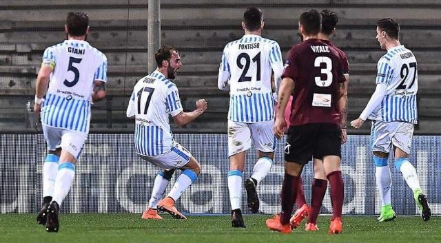 La Spal non si ferma più, Benevento ancora sconfitto