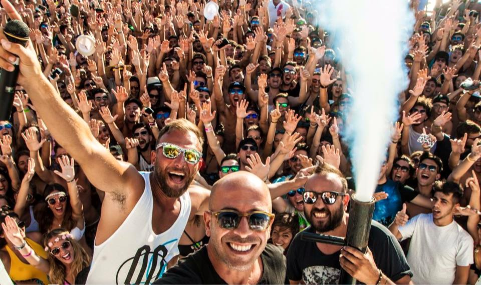 Dino Brown entra nella Samsara Beach family