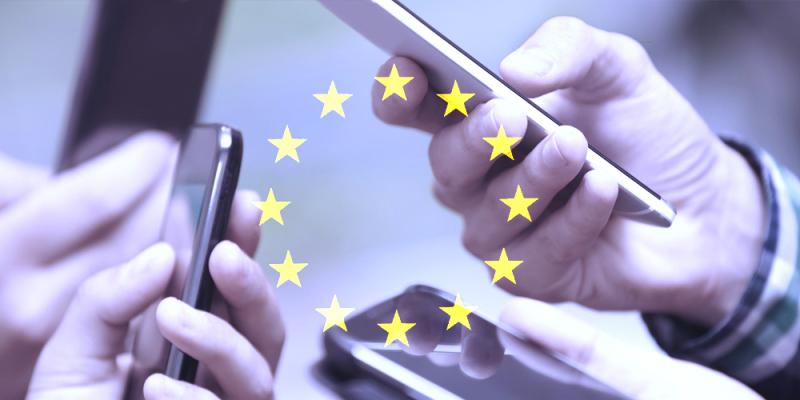 Da giugno 2017 stop alle tariffe di roaming nei paesi UE, ma solo per 90 giorni