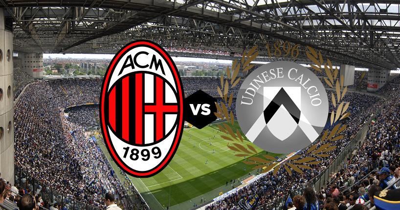 Milan-Udinese probabili formazioni: ancora 3-5-2 per Montella