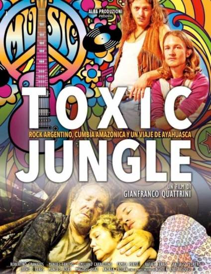 Al cinema arriva la parabola rock dei fratelli Santoro: TOXIC JUNGLE