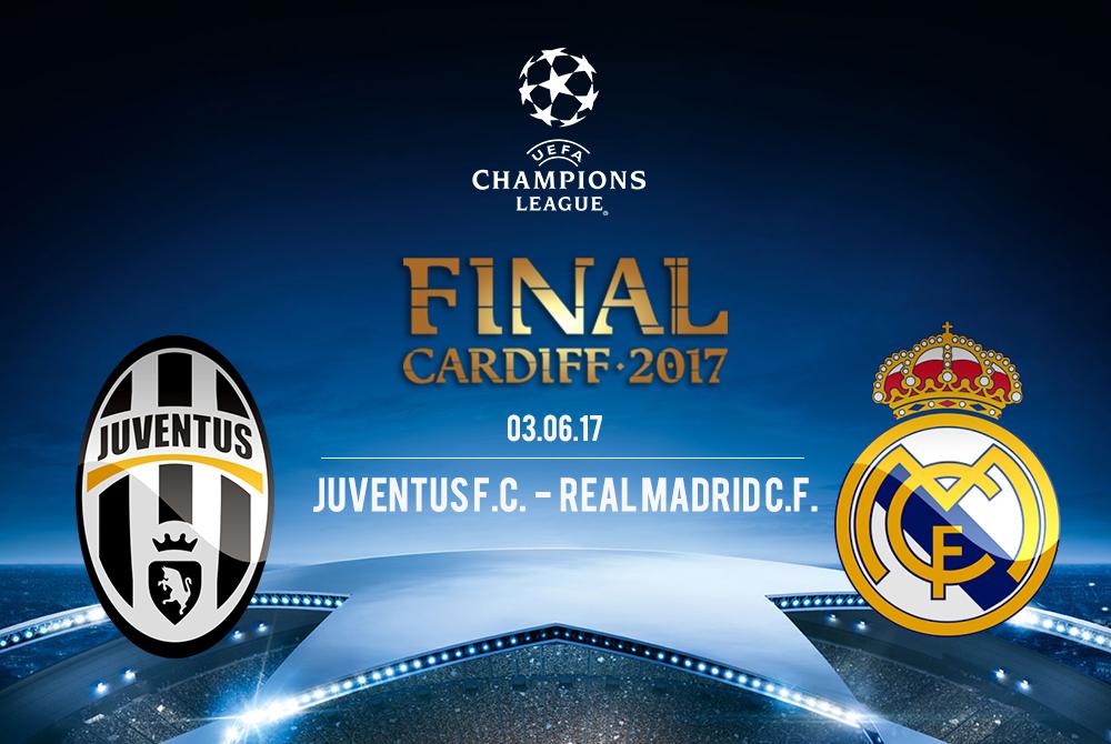 Finale Champions, Juve-Real Madrid: News e formazioni