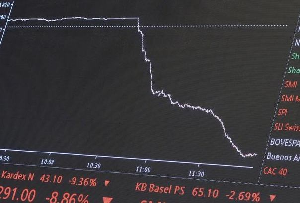 8 febbraio, Borse di nuovo in negativo